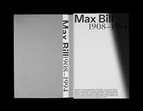 Max Bill (1908–1994) – Editorial