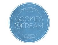 Cookies & Cream identity
