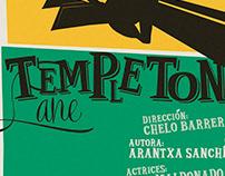 """Cartel """"Templeton Lane"""""""