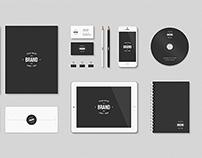 Freebie: Identity and Brand Mockup PSD Kit