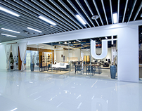 U+ Xiamen Furniture Experience House / U+家具廈門體驗館