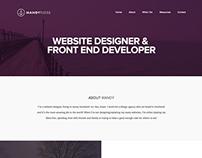 Mandyfloss website