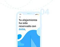 Paca, Condominios Nauticos UX UI