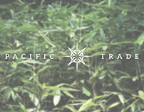 Pacific Trade :: Brand Identity + UI/UX Design