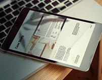 Digital Case Study Layouts