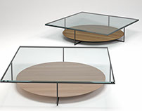 Free 3d model / Bibi Coffee Tables by Beek Collection