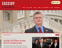Senator Bill Cassidy Congress Man