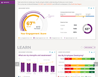 Employee Engagement Dashboard and Integration Plan