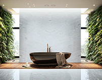 NATURAL STONE FOR BATHROOM