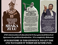 SOUTH AFRICA'S INCONVENIENT HISTORY - ED ILLIE
