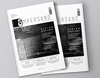 Empersand Magazine Design