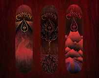 Crimson Skateboards