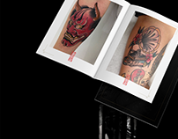 Sora Tattoo - Portafolio