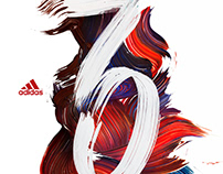 70 Years of Adidas China