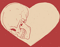 Heart&Skull - Download Wallpaper