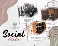 Social Media - The Mandeville