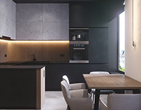Apartment # CGI Project