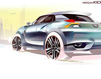 Nissan Kich Concept