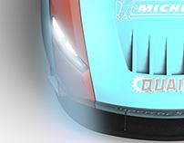 Nebrius SC'14 // Supercar System Design Challenge