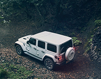 Jeep Wrangler Forest Trip...
