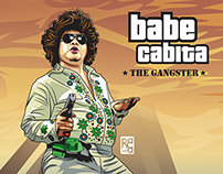 Babe Cabita | Indonesian Stand Up Comedian | Vector