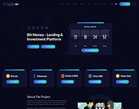 ICO Pro - Bitcoin Cryptocurrency Muse