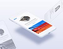MIDAS Webapp UI / UX