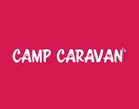 CAMP CARAVAN - LOGO CONCEPT