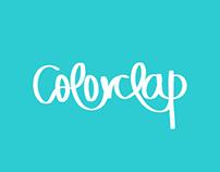 Colorclap - Identity & Blog