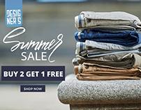Summer Sale Cortefiel Palestine