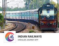 Indian Railways - Circular Journey App
