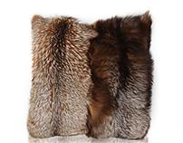 FINLAND FOX Pillow   By KOKET