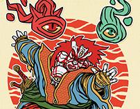 Viajero Profeta Kabuki
