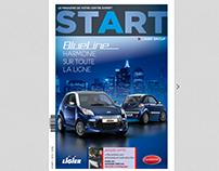 LigierGroup START Magazine - CGI