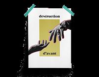 Destruction d'avant