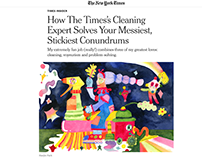 Illustration for NYT