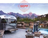 Hotel Sepp - Branding