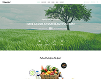 [Updated] Organici - Organic Store PSD Template