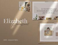 Free Elizabeth Powerpoint Template