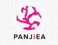 Panjiea branding