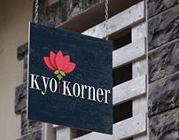 Kyo Korner - Logo Design