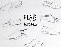 Flats & Wedges