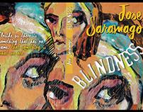Blindness-Jose Saramago / Book Cover Concept