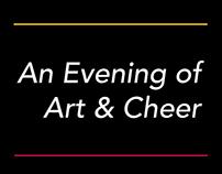 An Evening of Art & Cheer