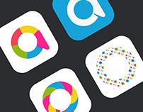 2015' App icon work
