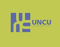 UNCu / Rediseño de identidad