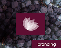 Blossom branding