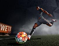Nike Football Agility Trials