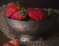 Strawberry Photography