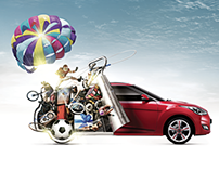 Hyundai new thinking Campaign